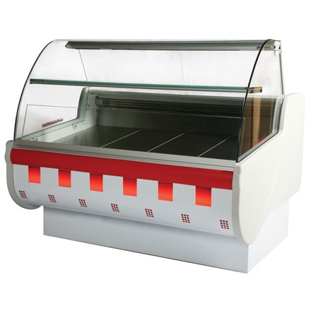 Basia170 Serve Over Deli Counter Fridge Chiller