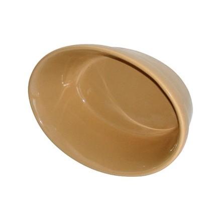 6x Olympia C109 61(H) x 180(W) x 133(D) mm Traditional Oval Pie Bowls Crockery