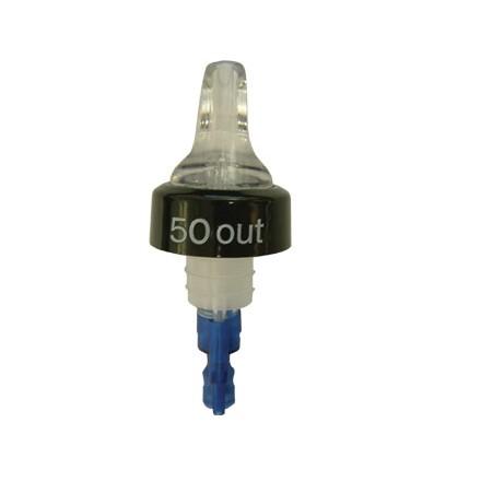 Beaumong 50ml Measured Spirit Pourer