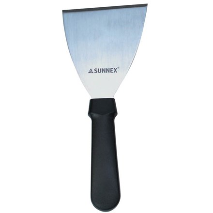 Sunnex C625K Griddle Scraper Black Handle
