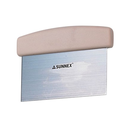 Sunnex C626W Dough Scraper Cream Handle