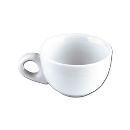 12x Olympia CB464 3oz Cup Espresso Cups & Saucers