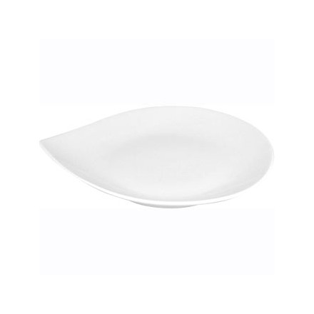 6x Olympia CB682 255 x 207mm Tear Plates Crockery
