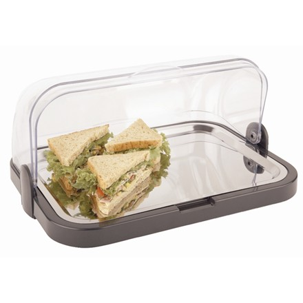 APS CB793 Roll Top Cool Display Tray