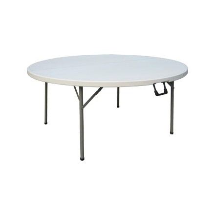Bolera CC506 5ft Round Centre Folding Table