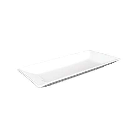 "Olympia CC896 15"" x 8""/380 x 200mm Rectangular Platters Crockery"
