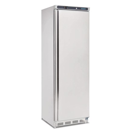 Polar CD083 Single Door Stainless Steel Freezer 365 Litre
