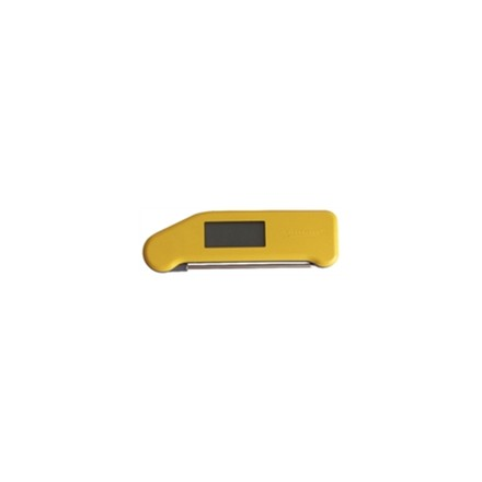 Hygiplas CD286 Yellow (Cooked Meat) Thermapens Utensils