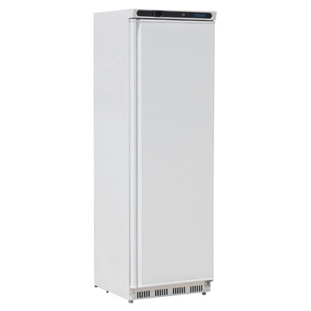 Polar CD612 Single Door Fridge White 400Ltr