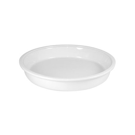 Olympia CD710 Plain Round Chafer Dishes Crockery