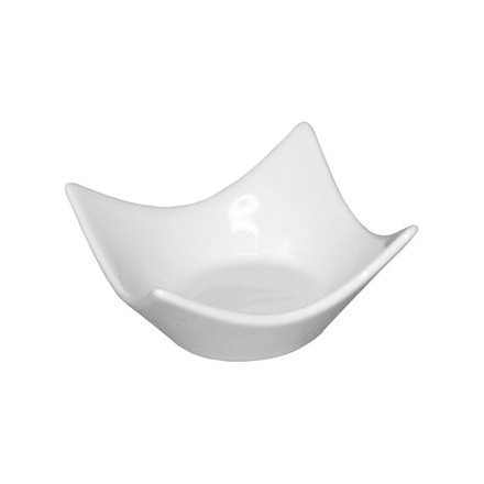 12x Olympia CD725 36x 72 x 72mm Modular Raised Corner Bowls Crockery
