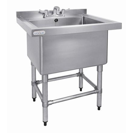 Vogue CE141 Deep Pot Sink