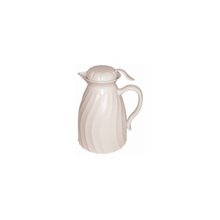 Athena CE947 Insulated Beverage Server White 0.6Ltr