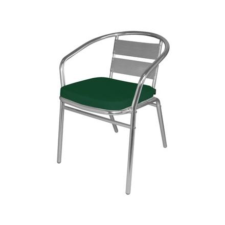 4x Bolera CF154 Dark Green Comfy Seat Pads