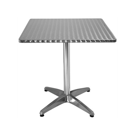 Borela CG834 Square Bistro Table 700mm
