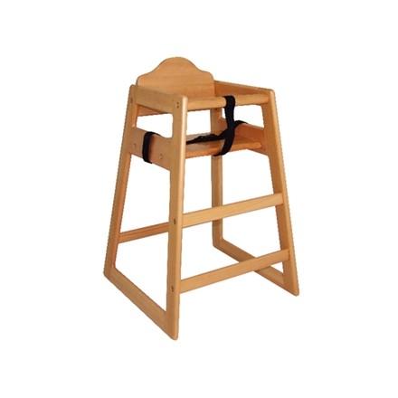 Bolera DL900 Beech Wooden High Chairs Furniture
