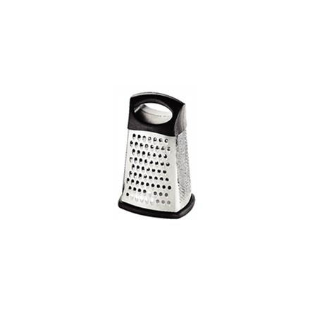 "Vogue DM020 4 Way 10"" 4 & 6 Way Box Graters Stainless Steel Utensils"