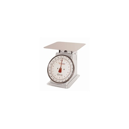 Weighstation F173 10kg Scale Platform Scales Stainless Steel Utensils