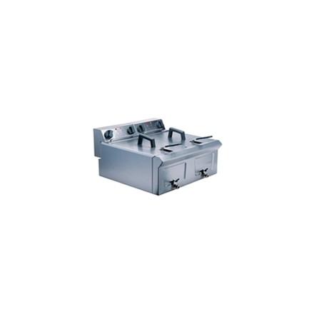 F428 Double ProLite 7Ltr Tabletop Fryer Electric Fryer