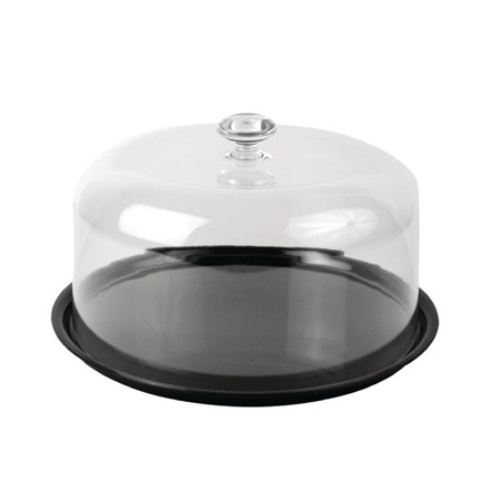 """Dalebrook Round Tray 12"""" with Cover"""