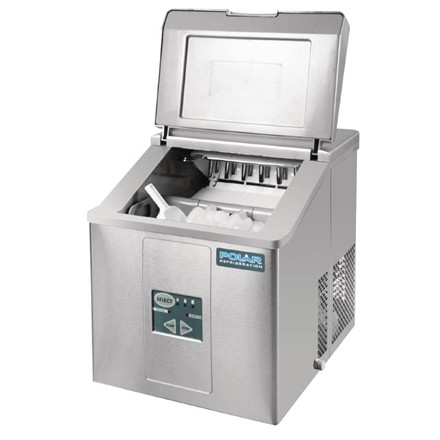Polar G620 Counter Top Ice Machine 15kg Output