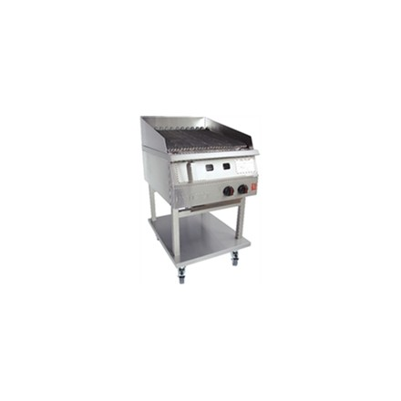 G671-N Natural Chargrill Brewery Stainless Steel Construction Cooking Gas Griddl