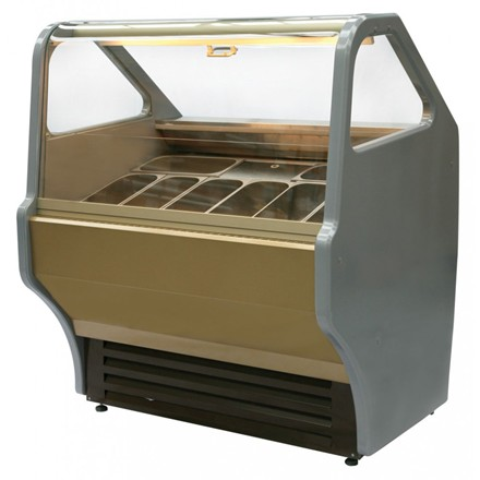 Igloo Gelatti 1700 Soft Scoop Ice Cream Display Freezer