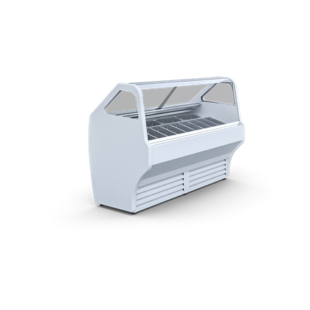 Igloo Gelatti 1000 Soft Scoop Ice Cream Display Freezer