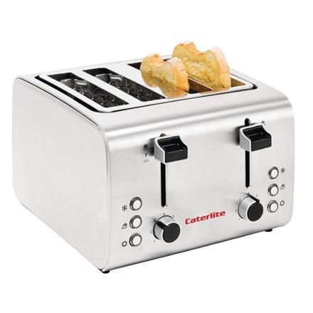 Caterlite GH439 4 Slice Toaster