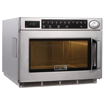 Buffalo GK640 Programmable Commercial Microwave Oven 1850W