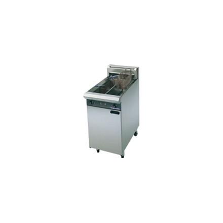 J596-P Twin Propane Free Standing Gas Fryers
