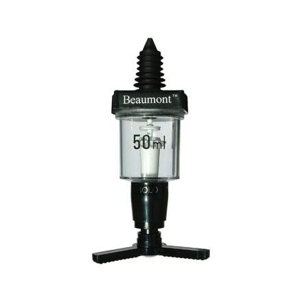 Beaumont Optic 50ml Spirit Dispenser Stamped