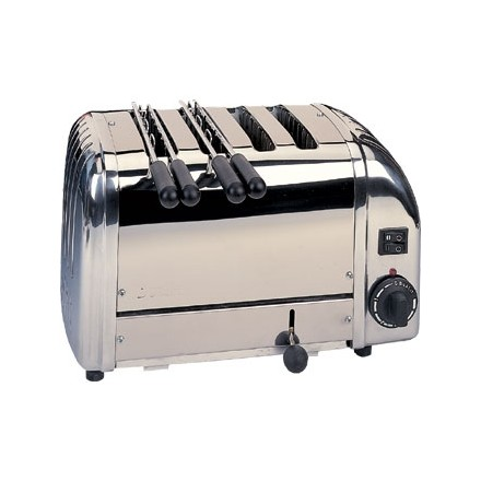 Dualit L139 2+2 Dualit Combi Toaster Colour Stainless plus