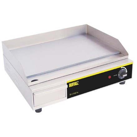 Buffalo L515 Countertop Electric Griddle 525x 450mm