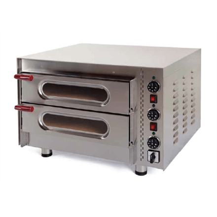 Kingfisher 50/2 Electric Pizza Oven