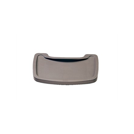 Bolera M849 Platinum Tray Accessory for Sturdy Chair Furniture