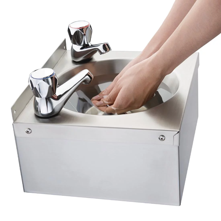 Vogue P088 Mini Wash Basin (Taps sold separately)
