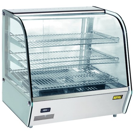 Buffalo CD231 Heated Display Merchandiser 120 Litre