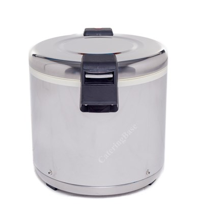 Thunder SEJ2200 14.2 Litre stainless steel electric rice warmer