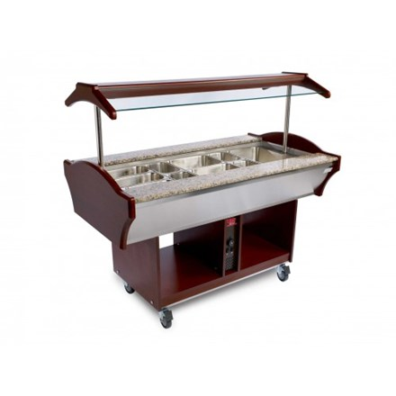 Artikcold SBHOT 6 Hot Buffet Display Unit