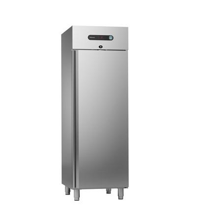 Snowflake SUR-65BH 1 door refrigerator with castors