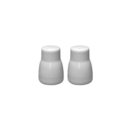 12x Olympia U100 Pepper 66mm High Salt & Pepper Shaker/Bud Vase Crockery