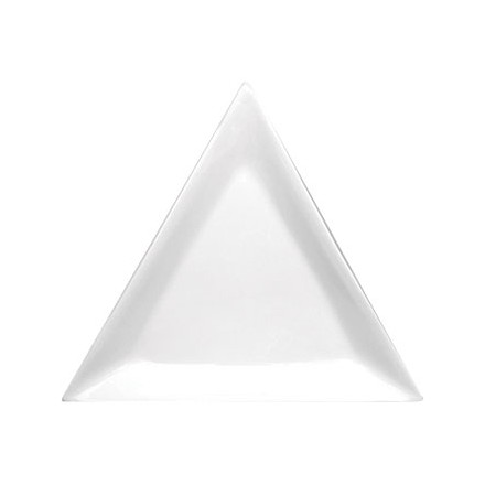 "12x Olympia U166 7""/180mm Triangle Plates Crockery"