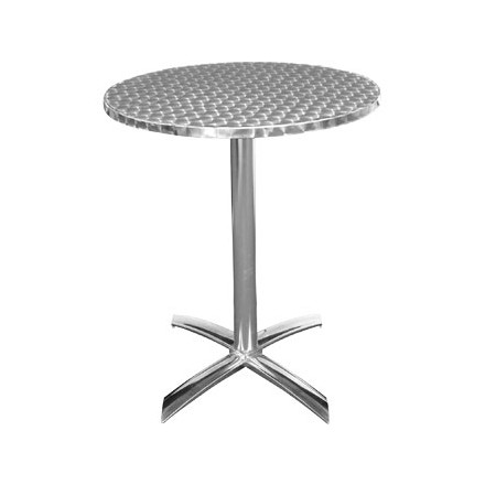 Bolera U423 Flip Top Table Stainless Steel 600mm