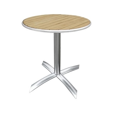 Bolera U424 600mm Ash Flip Top Table