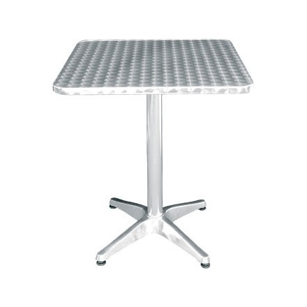 Bolera U427 Square Bistro Table 600mm
