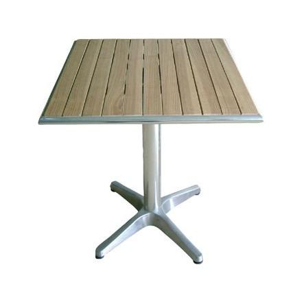 Bolera U430 Ash Top Table Square 600mm