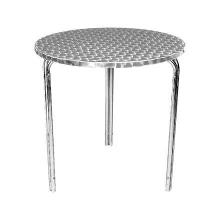 Bolera U431 Round Stackable Bistro Table 600mm