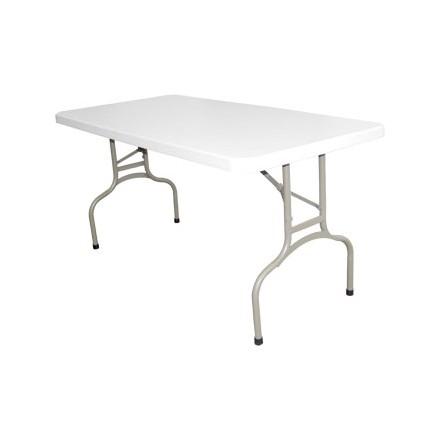 Bolera Foldawy Rectangular Utility Table 5ft