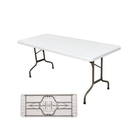 Bolera U579 Foldaway Rectangular Utility Table 6ft